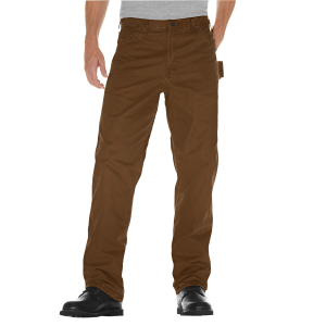 Offering a relaxed fit and utility pockets, these jeans provide the comfort and durability...