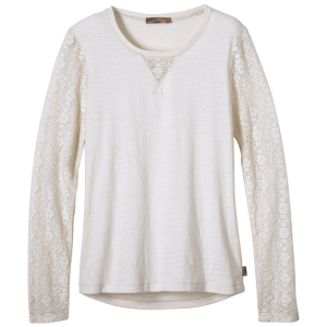 Effortlessly pairing with any outfit, this cozy slub jersey brings style to the cooler months...