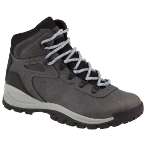 Constructed with a durable mix of leather and mesh, the upper on this waterproof hiking boot is...