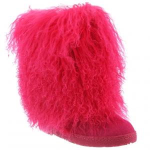 Bearpaw Women's Boetis Ii Boots, Electric Pink - Size 6