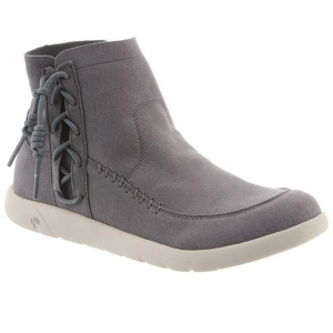 Bearpaw Women's Piper Boots, Dove Grey - Size 9