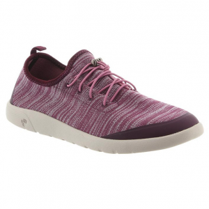 Bearpaw Women's Irene Shoes, Plum - Size 5