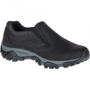 Merrell Men's Moab Adventure Moc Shoes, Black - Size 7