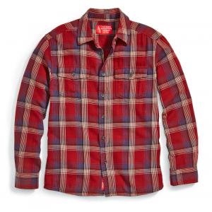 EMS Men's Cabin Flannel Long-Sleeve Shirt - Size S