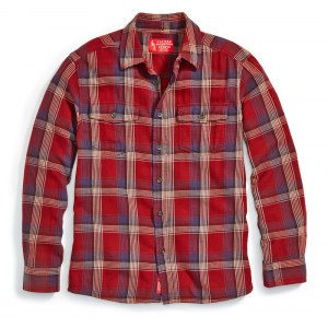 EMS Men's Cabin Flannel Long-Sleeve Shirt - Size XL