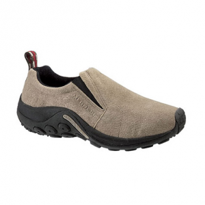 Merrell Women's Jungle Moc Shoes, Classic Taupe - Size 5.5