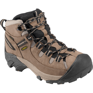 Ready for your off-road challenges, the Targhee II features a waterproof, breathable Keen.Dry...