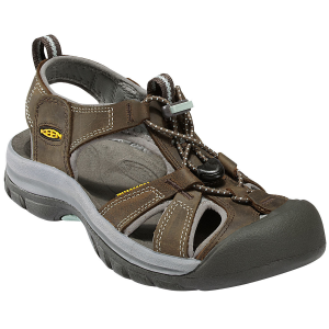 Keen Women's Venice Sandals, Black Olive/surf Spray - Size 7