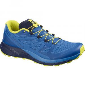 Salomon Men's Sense Ride Trail Running Shoes - Size 8