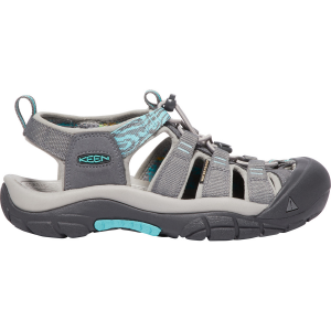 From sandy shores to river trails, these sandals have quick-drying performance and a secure fit...