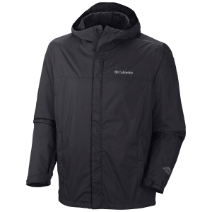 Top-notch rain protection in an ultralight package-Columbia\\\'s packable Watertight II Jacket...