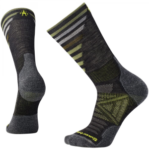 Smartwool Men's Phd Outdoor Light Pattern Crew Socks
