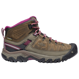 Keen Women's Targhee Iii Waterproof Mid Hiking Boots - Size 6