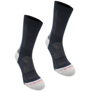 Karrimor Kids' Hiking Socks, 2 Pack