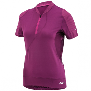 Louis Garneau Women's Gloria Short-Sleeve Cycling Jersey