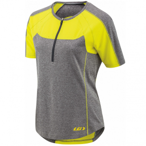 Louis Garneau Women's Icefit Zip-T Cycling Jersey