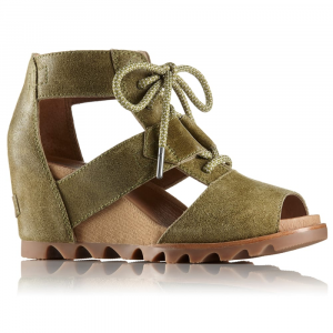 Sorel Women's Joanie Lace Wedge Sandals - Size 6