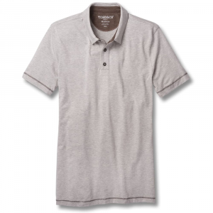 Toad & Co. Men's Tempo Slim Short-Sleeve Polo - Size S