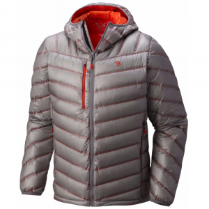 Mountain Hardwear Men's Stretchdown Rs Hooded Jacket