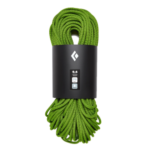Black Diamond 9.4 Dry 60M Climbing Rope