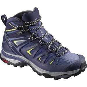 Salomon Women's X Ultra 3 Mid Gtx Waterproof Hiking Boots - Size 6