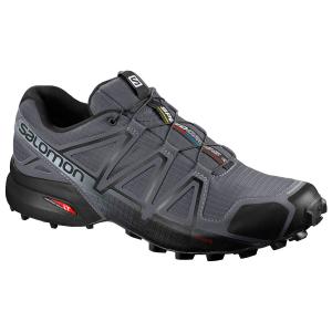Salomon Men's Speedcross 4 Trail Running Shoes, Wide - Size 8