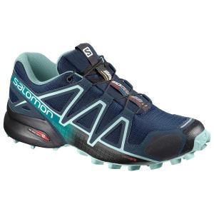 Salomon Women's Speedcross 4 Trail Running Shoes - Size 6