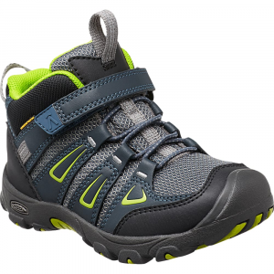 Keen Little Kids' Oakridge Waterproof Mid Hiking Boots