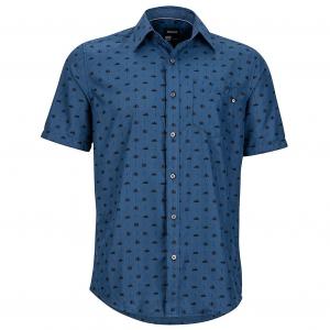 Marmot Men's Notus Short-Sleeve Shirt - Size S