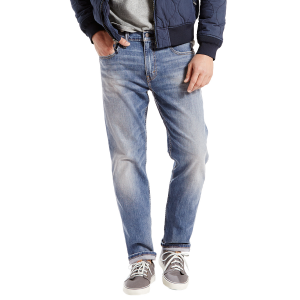 Not tight and far from baggy, Levi\\\'s 502 cut delivers quintessential versatility. A regular...