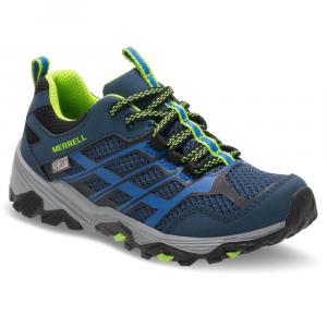 Merrell Big Boys' Moab Fst Low A/c Waterproof Hiking Shoes