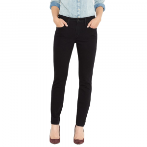 Levi's Women's Mid Rise Skinny Jeans, Long Length