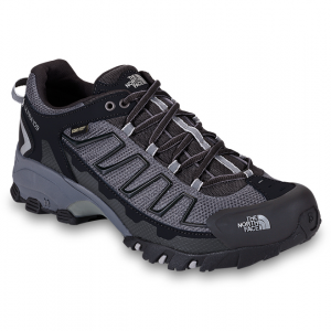 The North Face Men's Ultra 109 Gore-Tex Waterproof Trail Running Shoes, Wide - Size 8