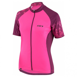 Louis Garneau Women's Zircon 2 Short-Sleeve Cycling Jersey