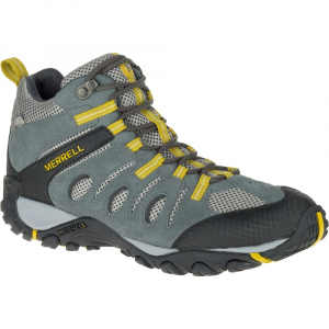 Merrell Men's Onvoyer Mid Waterproof Hiking Boots - Size 8