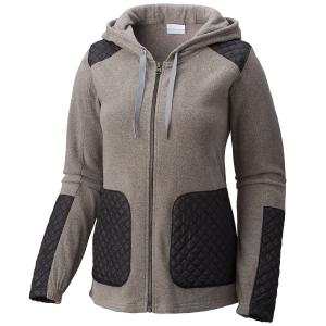 Columbia Women's Warm-Up Hooded Fleece Jacket