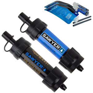 Sawyer Mini Water Filtration System, Twin Pack