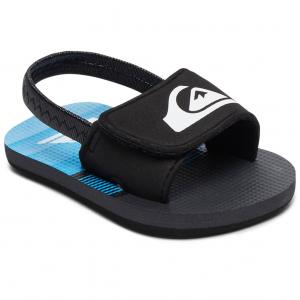 Quiksilver Infant Boys' Molokai Layback Slider Sandals - Size 3