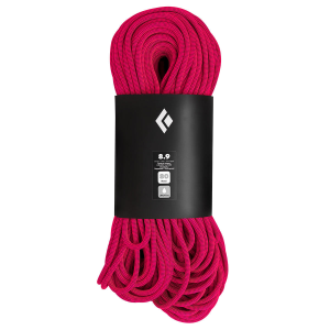 Black Diamond 8.9 Dry 80M Climbing Rope