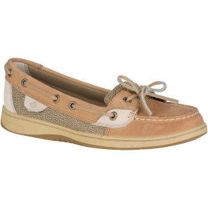 With a lighter, sleeker, and more refined silhouette than Sperry\\\'s classic boat shoe, the...