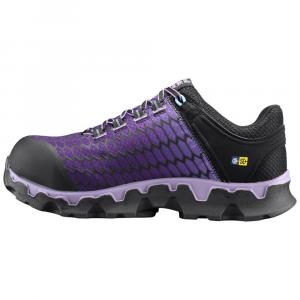 Timberland Pro Women's Powertrain Sport Sd+ Alloy Toe Work Shoes, Lavender