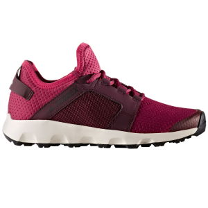 Adidas Women's Terrex Voyager Dlx Outdoor Shoes, Mystery Ruby/burgundy - Size 6.5