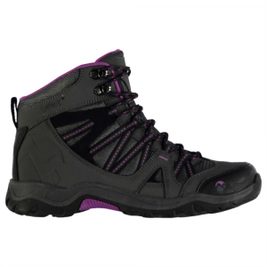 Gelert Women's Ottawa Mid Hiking Boots - Size 5