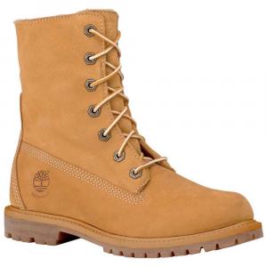 Timberland Women's Authentics Teddy Fleece Fold-Over Boots - Size 6