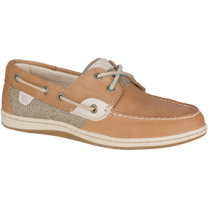 Sperry\\\'s classic Bluefish style has evolved into the sleek and feminine Koifish Boat Shoe....
