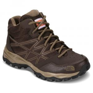 The North Face Boys' Jr Hedgehog Hiker Mid Waterproof Hiking Boots