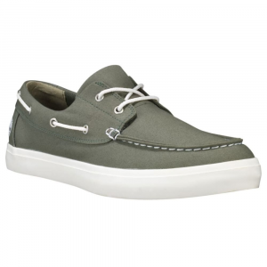 Timberland Men's Union Wharf 2-Eye Boat Shoes - Size 8