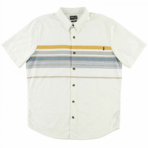 O'neill Guys' Waters Woven Short-Sleeve Shirt