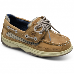 Simple, summertime style that easily slides on, these boat shoes make the perfect \\\