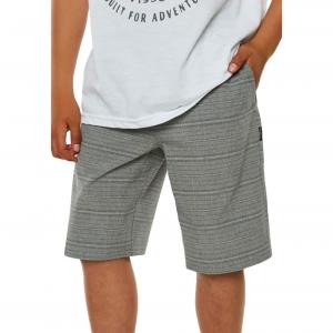 O'neill Big Boys' Locked Stripe Hybrid Shorts